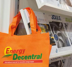 EnergyDecentral Messe