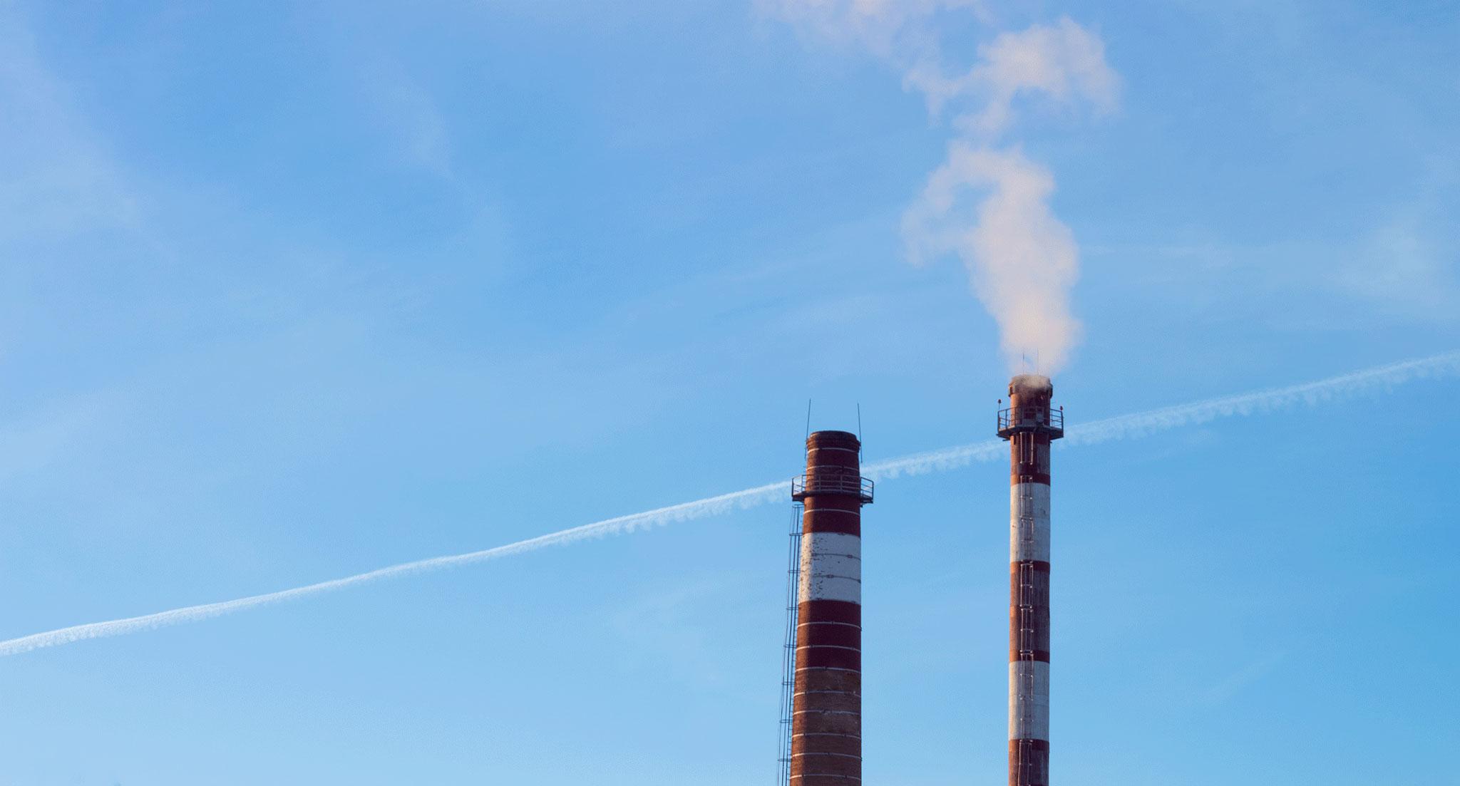 Emissionsausstoss