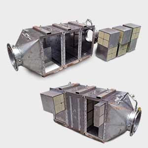 EmissionBlue - SCR-Katalysatorsystem