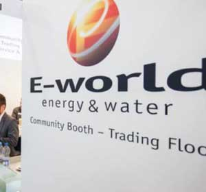 Messe e-world - energy & water