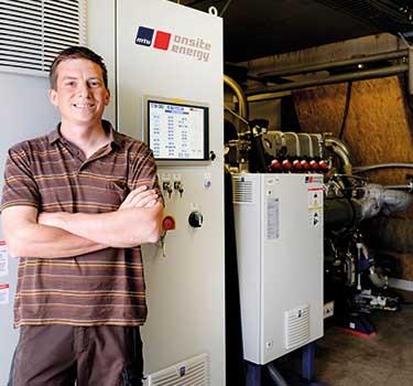 Mannsperger Biogas