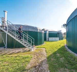Bioenergie GmbH Straelen – Jenbacher