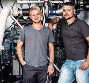 Geisberger Gesellschaft für Energieoptimierung mbH – MAN