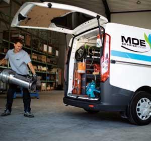 MDE Service GmbH – MTU/MDE