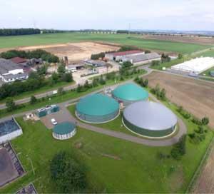 Biogasanlage Agrargesellschaft Pfiffelbach