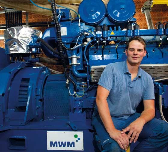 MWM-Motor