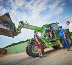 Teamarbeit Agrokraft Hassfurt
