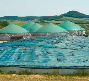 Biogasanlage Agrokraft Hassfurt