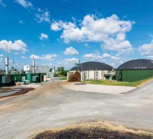 Biogasanlage Struckmann