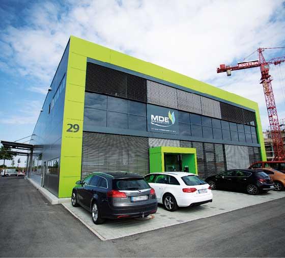MDE Service GmbH