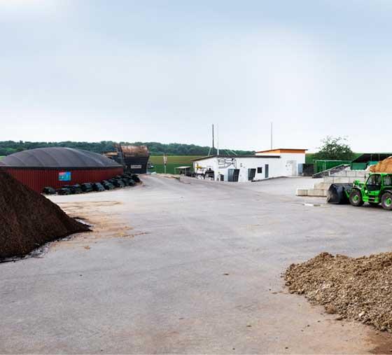 Biogasanlage Mannsperger