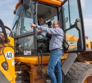 Kunibert Ruhe - Ruhe Agrar GmbH